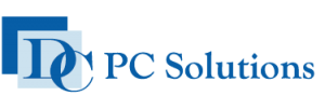 DC PC Solutions Header Logo and text